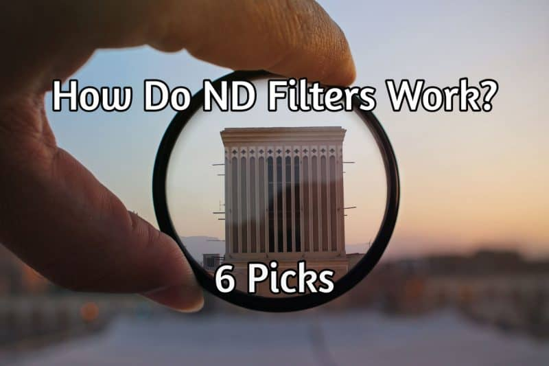 how do nd filters work