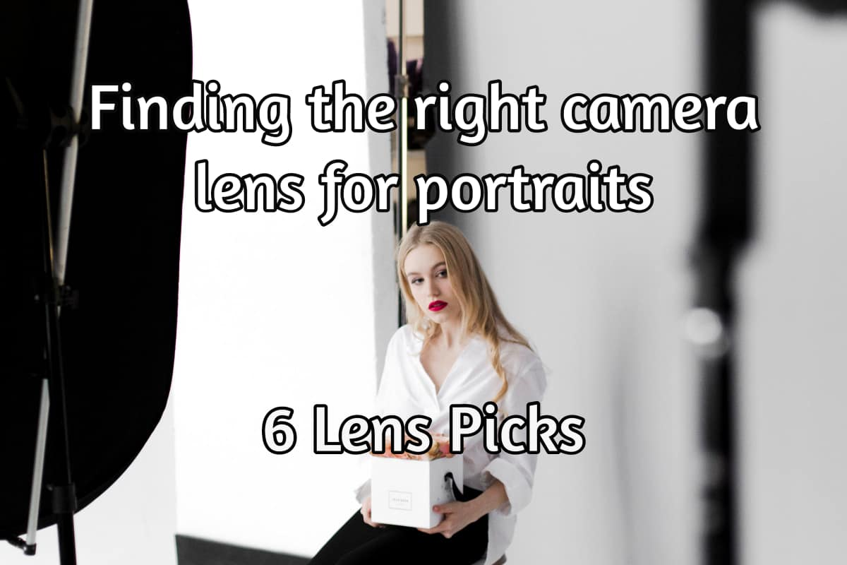 lens for portraits 6 picks
